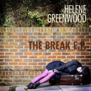 Helene Greenwood The Break EP Cover